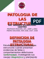 CLASE_6a PATOLOGIA DE LAS ESTRUCTURAS