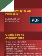 Atendimento Publico