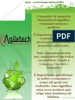 Folders Campanha Consumo Consciente