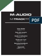 M TrackEight UserGuide v1.1