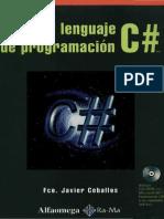 El Lenguaje de Programacion C# - Javier Ceballos