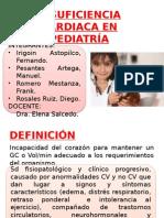 Insuficiencia Cardiaca en Pediatría