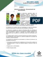 Tema 3. Recopilacion de Evidencias - Documentacion de Observaciones