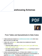 Data Warehousing Schemas