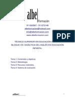 Didactica Del Ingles FPGS ed infantil