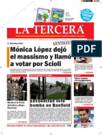 Diario La Tercera 02.10.2015