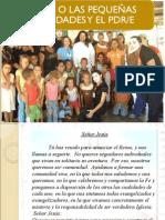 Presentación Comunidades Eclesiales 1