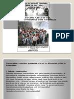 Temas Del Itinerario Formativo