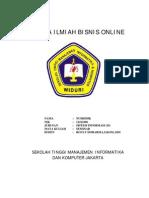 Karya Ilmiah Bisnis Online-( 12411006 Nuhsidik Si