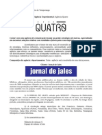 Jornal de Jales estudo e briefing