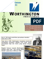 SPM - Case 12-3 Worthington Industries