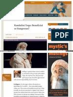 Www Ishafoundation Org Blog Yoga Meditation Demystifying Yog