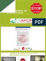 Jornada Mundial Apciho Stop Upp.2015