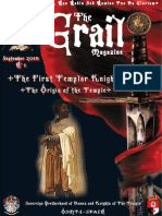 The Grail nº  1 September 2015