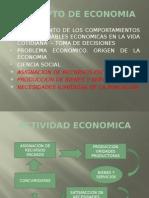 Fundamentos de Economía y Ciencias Políticas