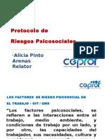 Presentacio n de Protocolo de Riesgos Psicosociales Final