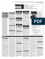 Claremont COURIER Classifieds 10-2-15