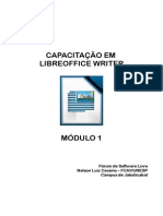 LibreOffice Writer I Professsor