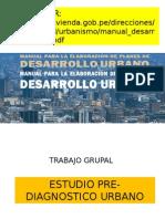 Estudio Pre-diagnostico Urbano