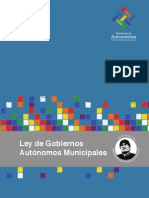 8. Ley de Gobiernos Autonomos Municipales - Final Nueva Version-f