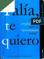Thalía, Te quiero