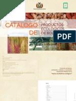 Catalogo Agroecologico