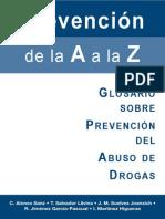 Prevención de la A a la Z