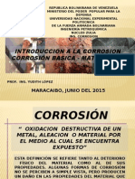 Materiales en Corrosion