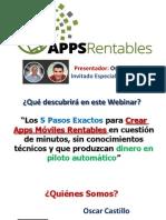 Apps Rentables Webinar
