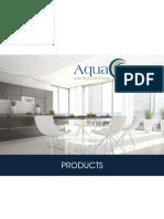 AquaCera Product Brochure 2014