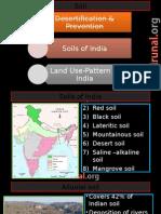 GEO L18 Soils of India Land Use