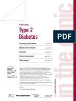 DIABETES TI´PO 2 ADULTOS