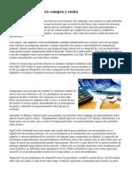 Consejos Forex Forex compra y venta