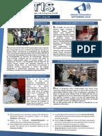 Boletín Informativo Septiembre 2015