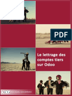Lettrage Des Comptes Tiers Sur Odoo v1.4