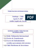 SantiagoDobleTributacion Adolfo Sepulveda