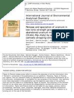 2007-DOSSI-UraniumGroundwatersCathodicStrippingVoltammetry