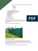 Etapas y Proceso Constructivo de La Edificación de La Vivienda Multifamiliar