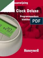 Honeywell Round Clock Deluxe