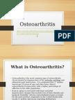 Learn What is Osteoarthritis and Osteoarthritis Treatment
