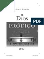 Guia de Discusion El Dios Prodigo - Tim Keller