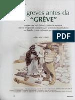 As Greves antes da Greve (Antônio Luigi Negro e Flávio dos Santos Gomes)