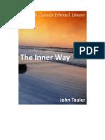 Tauler Inner Way