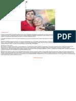 Alzheimer,Aducanumab Funziona Ma Non Convince Del Tutto