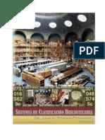 CUADERNO-Sistemas de Clasificacion Bibliotecaria-2011