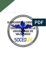 Bases 3° encuentro cientifico de estudiantes universidad de valparaiso
