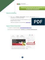 Evaluación Normativa 2014