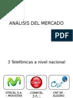 CNT análisis y comportamiento