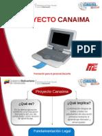 Evolución Proyecto Canaima