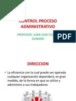 2.1 Control Proceso Administrativo